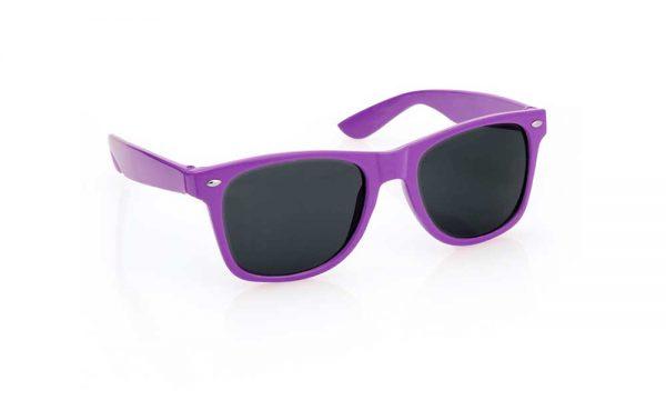 Lunette personnalisée classico uv violette