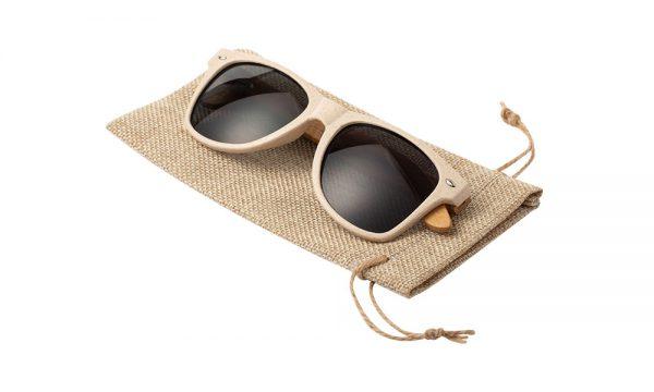 Étui à lunette de soleil silmax de couleur naturelle 3
