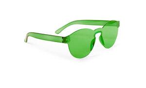 Lunettes de soleil personnalisées tunak verte